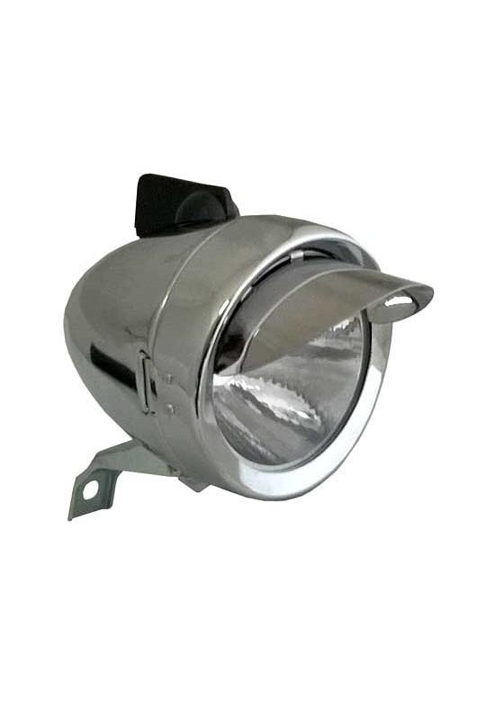 VÉLO CRUISER Bullet Light avec Visière CHROME avec Visière