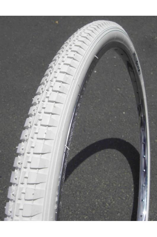Pneu 28 x 1 5//8 x 1 3//8 37-622 Flanc Blanc vélo ancien vintage 28 pouces 700c